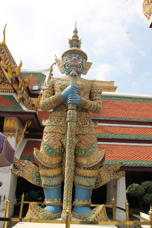 religion temple thailand