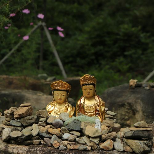 religion buddha gold