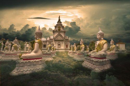 religion buddha asia