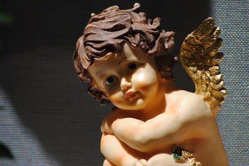 religion  statuette  angels