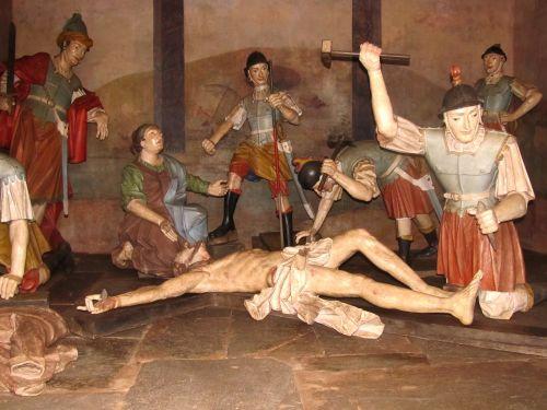 religion aleijadinho congonhas
