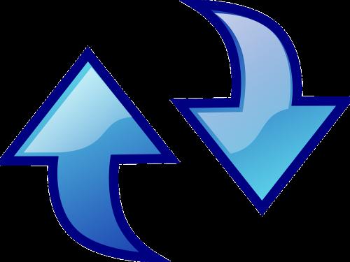 reload arrows refresh