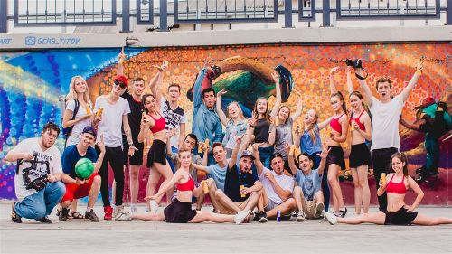 school of dance kazan dancing