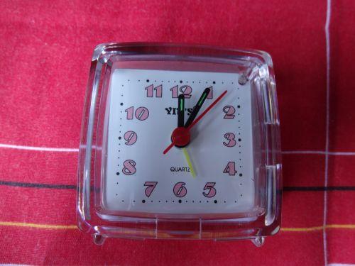 Analogue Clock Portable
