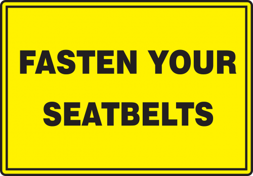 reminder driving caution