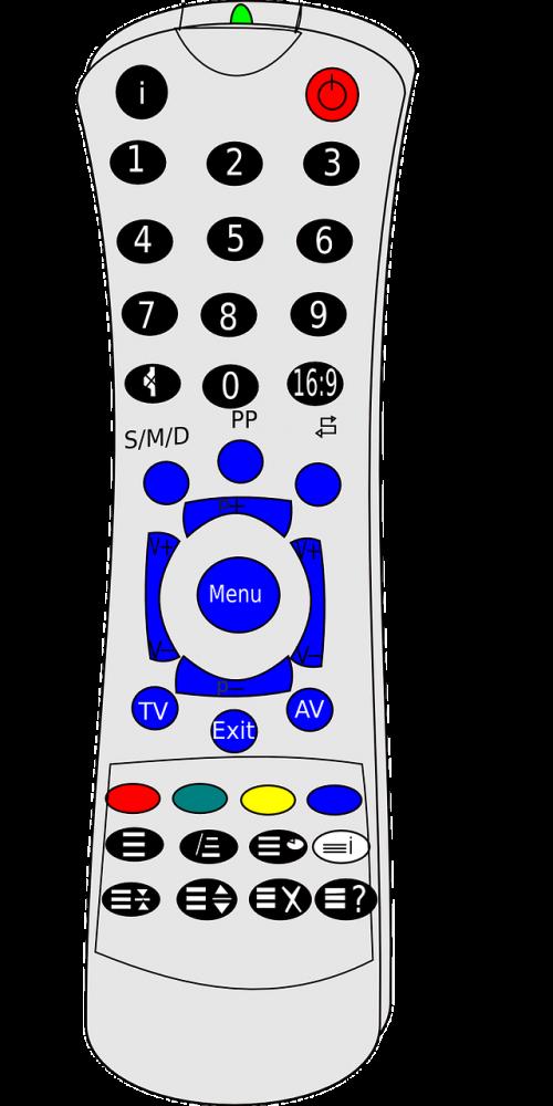 remote control telecontrol distant control