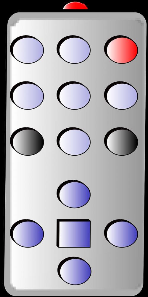 remote control infrared ir