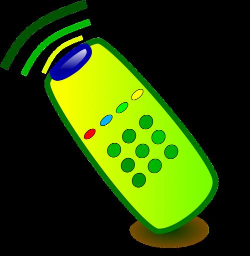 remote control television entertainment
