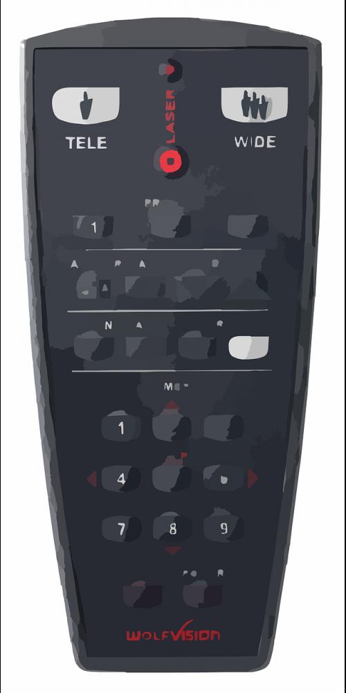 remote control remote tv