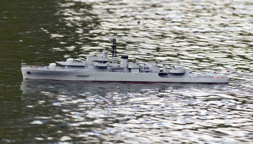 remote control warship warship remote control boat