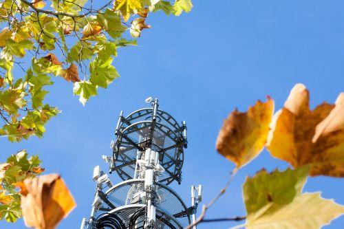 remote login mast radio mast communication