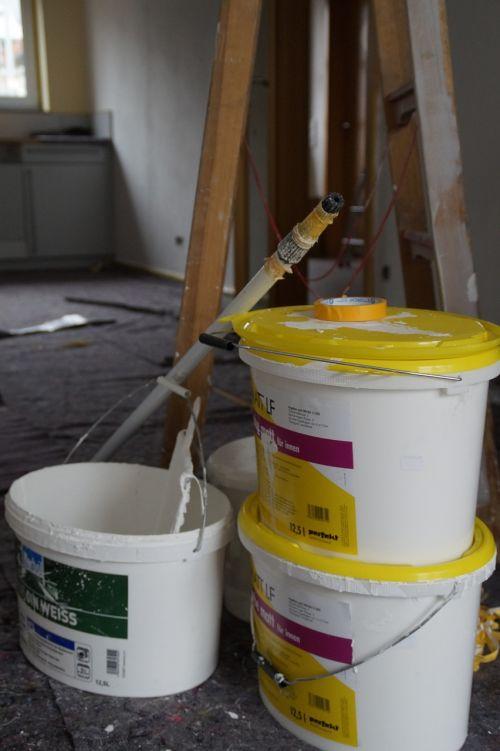 renovate painting painter