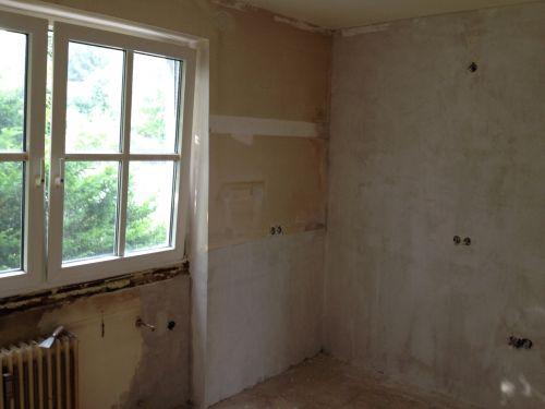 renovation old apartment