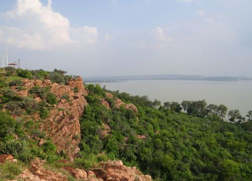 renuka sagar lake malaprabha dam