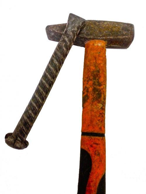 repair hammer cold chisel