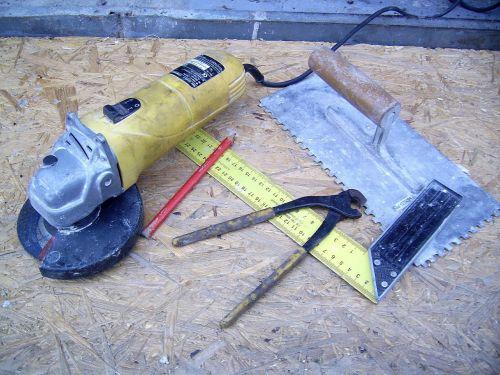 repair tools grinder