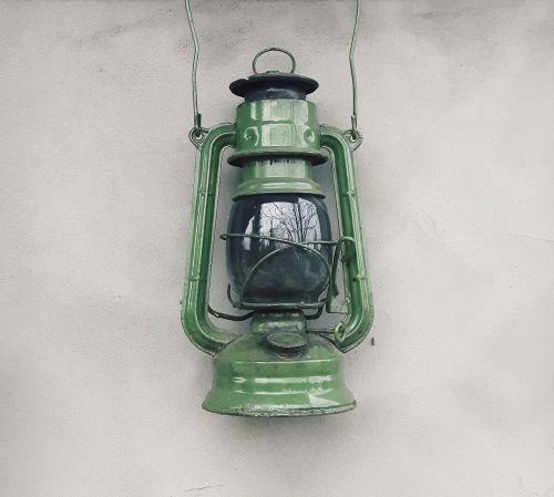 replacement lamp kerosene lamp old