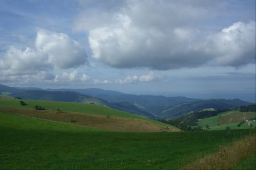 reported mountains schauinsland