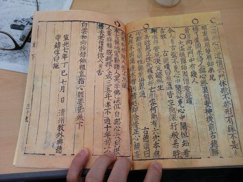 reports book jikji