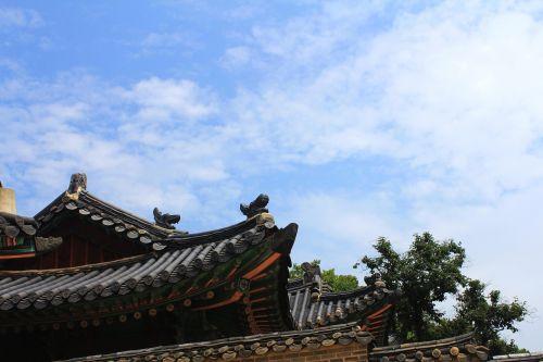 republic of korea palaces changdeokgung