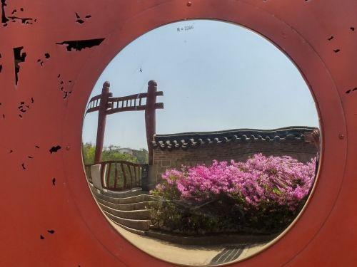 republic of korea reflector mirror