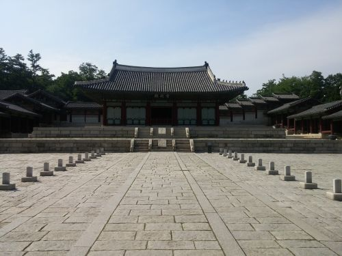republic of korea gyeonghuigung palace the noble truce