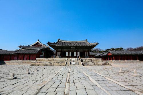 republic of korea the korean royal palace changgyeonggung