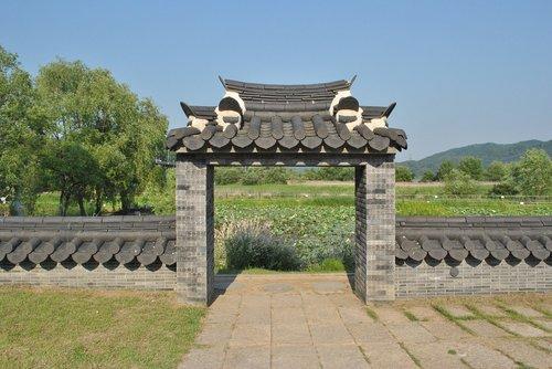 republic of korea  traditional  yangpyeong