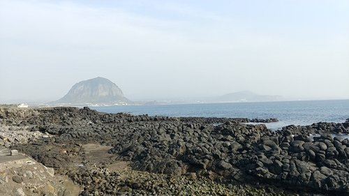 republic of korea  jeju island  sea