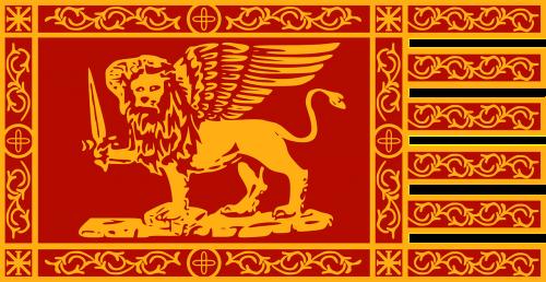republic of venice flag venice