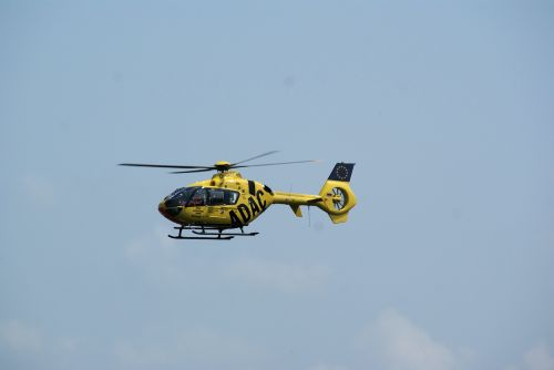 rescue helicopter help accident