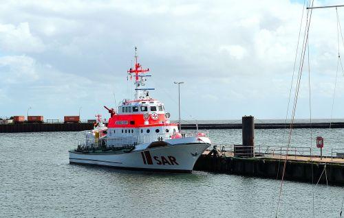 rescue ship lifeboat sea rescue