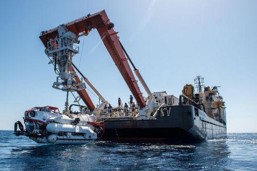 rescue vehicle srv submarine