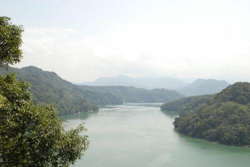 reservoir dam shihmen reservoir