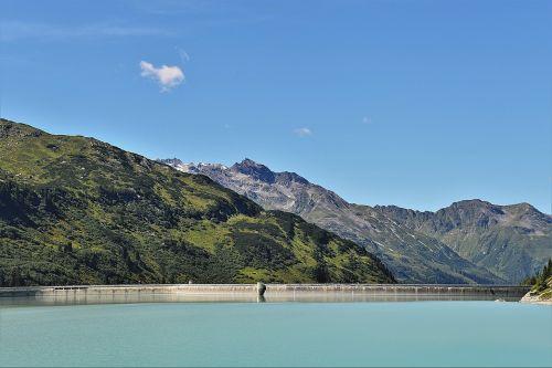 reservoir tyrol austria