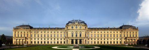 residence würzburg architecture