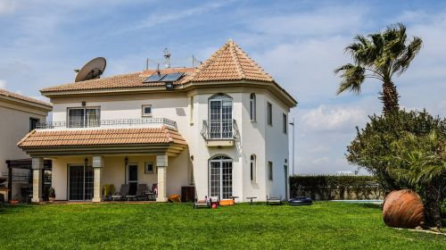 residence house villa