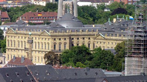 residence würzburg balthasar neumann