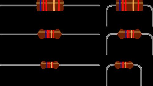 resistor electronics resistors