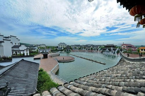 resorts intangible cultural heritage park hefei intangible cultural heritage park