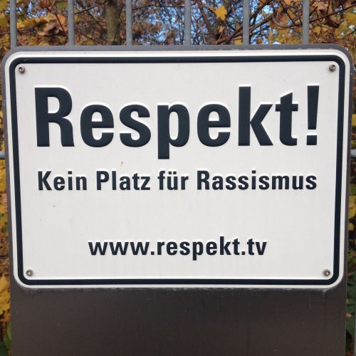respect racism competence