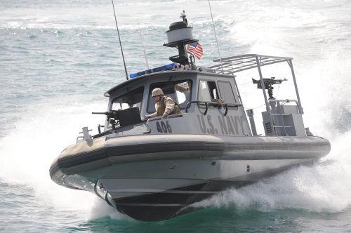 response boat speed navy