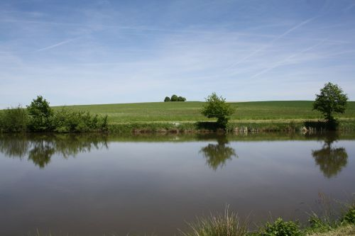 rest lake water