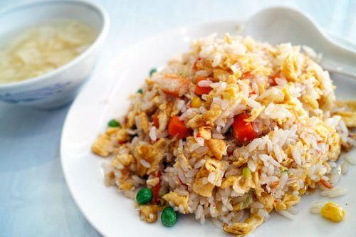 restaurant chinese cuisine fried rice