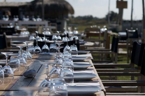 restaurant aperitif party
