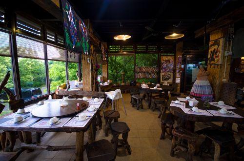 restaurant hostel travel