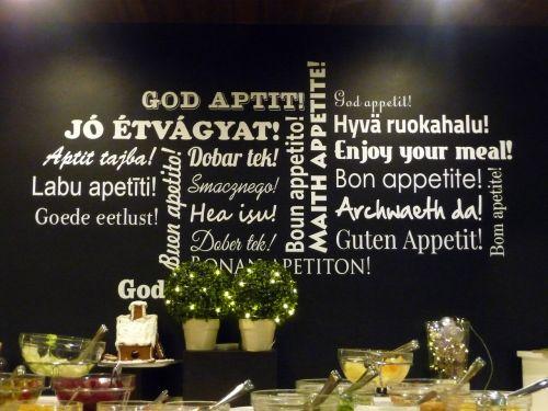 restaurant mood aesthetic