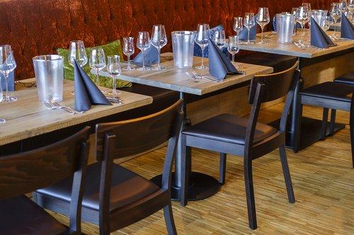 restaurant  gastronomy  table