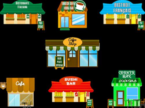 restaurant  café  coffee