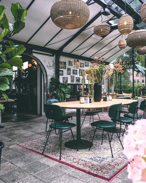 restaurant  styling  cafe